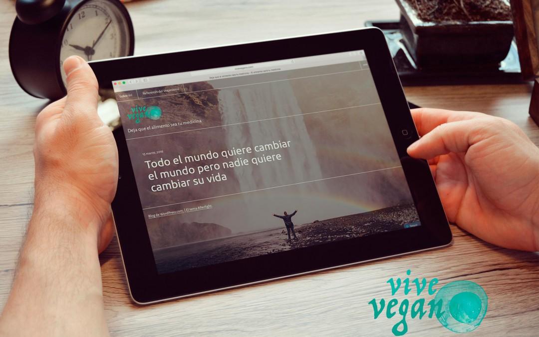 VIVE VEGANO > Imagen corporativa